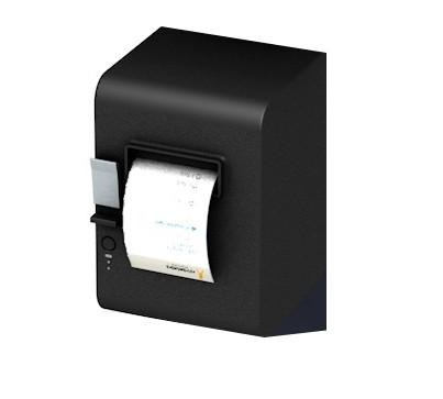 QR Code Check-In mit Thermodrucker